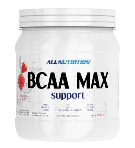 ALLNUTRITION BCAA Max Support Strawberry 500g