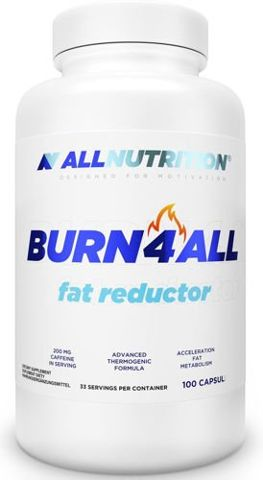 ALLNUTRITION Burn4ALL x 100 kapsułek