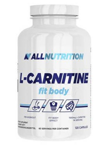 ALLNUTRITION L-Carnitine Fit Body x 120 kapsułek