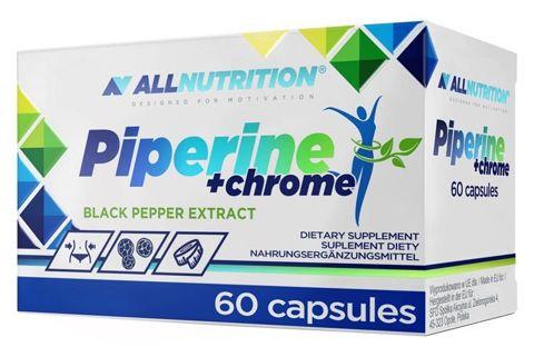 ALLNUTRITION Piperine + Chrom x 60 kapsułek