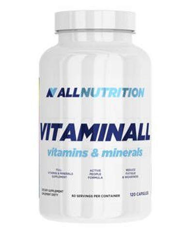ALLNUTRITION VitaminALL Vitamins & Minerals x 120 kapsułek