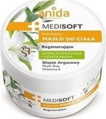 ANIDA Medisoft kremowe masło do ciała regenerujące 300ml
