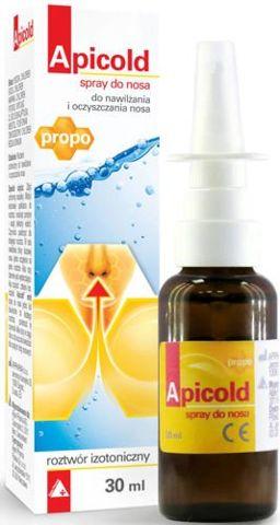 APICOLD Spray do nosa Propo 30ml