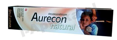 AURECON Natural świece do uszu x 2szt