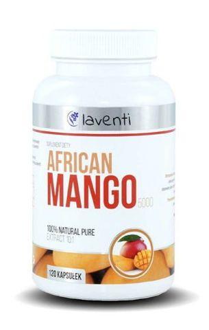 African Mango 5000 x 120 kapsułek - data ważności 31-05-2018r.