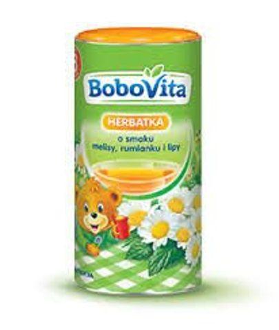 BOBOVITA Herbatka z melisy rumianku i lipy po 6. miesiącu 200g