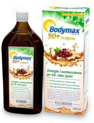 BODYMAX 50+ płyn 250 ml