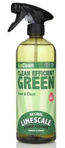 Bezzapachowy płyn do czyszczenia łazienki i odkamieniacz w sprayu 750ml