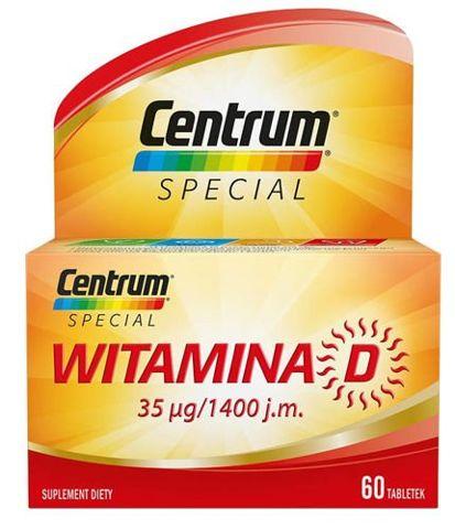 Centrum Special Witamina D x 60 tabletek