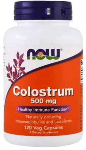 Colostrum 500mg x 120 kapsułek Veg