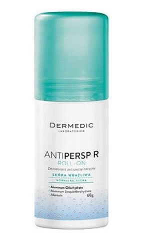DERMEDIC Antipersp R roll-on dezodorant antyperspiracyjny 60g