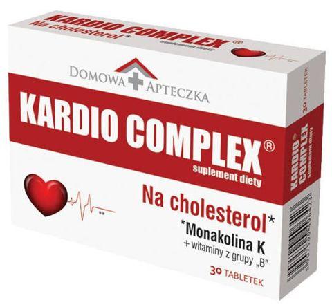 DOMOWA APTECZKA KARDIO COMPLEX x 30 tabletek