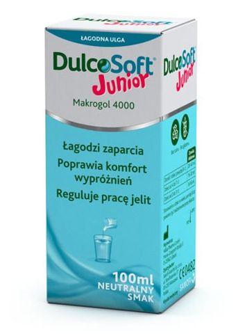 Dulcosoft Junior syrop 100ml