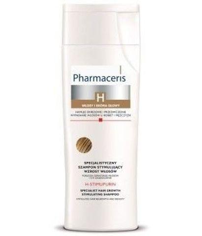Pharmaceris H-Stimupurin Specjalistyczny szampon stymulujący wzrost włosów 250ml