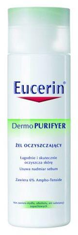EUCERIN DermoPURIFYER Żel oczyszczający 200ml