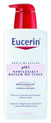 EUCERIN pH5 Nawilżający balsam do ciała 400ml