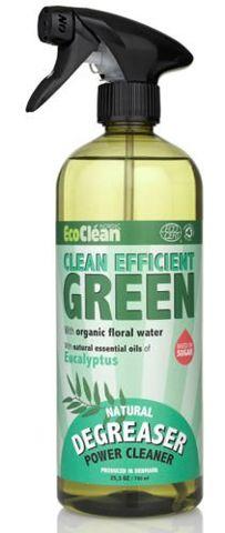 Eukaliptusowy płyn do odtłuszczania powierzchni w sprayu 750ml