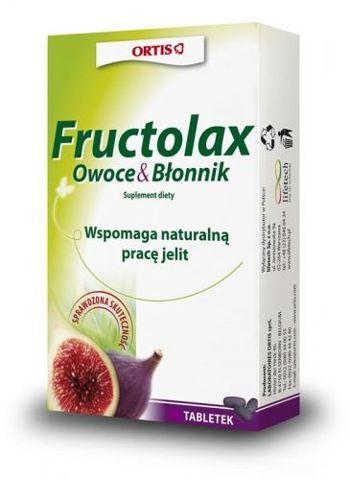 FRUCTOLAX x 15 tabletek