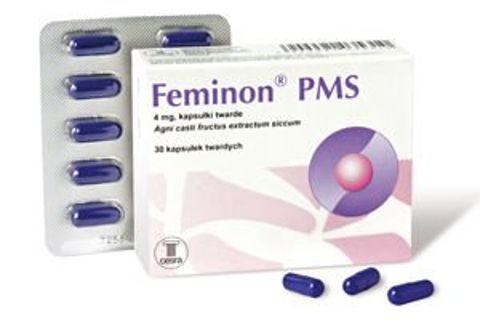 Feminon PMS 4mg x 60 kapsułek