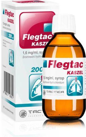 Flegtac Kaszel syrop 200ml