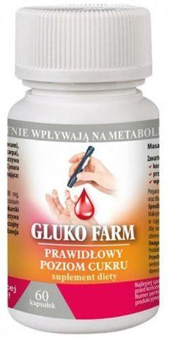 Gluko Farm x 60 kapsułek