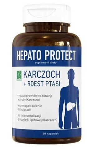 HEPATO Protect x 60 kapsułek