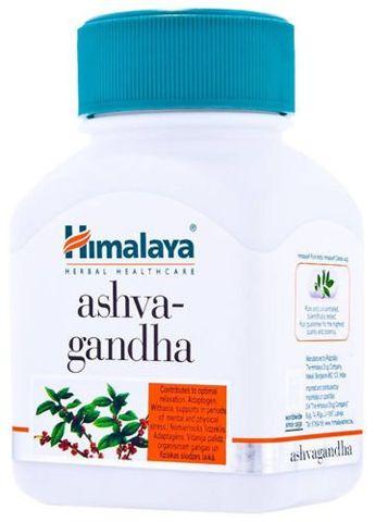HIMALAYA Ashva-gandha x 60 kapsułek