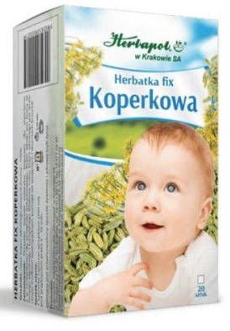 Herbatka fix Koperkowa x 20 saszetek