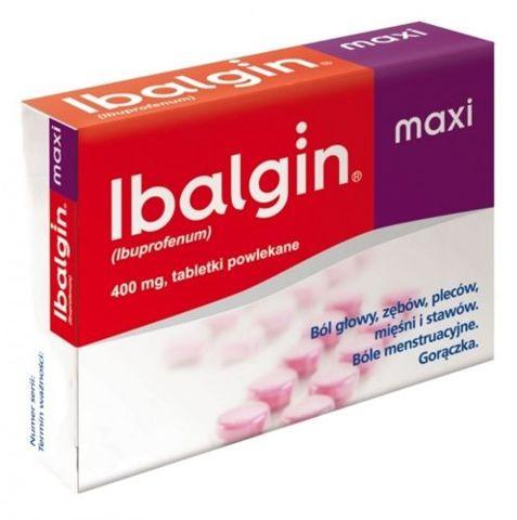 IBALGIN Maxi 0,4 x 12 tabl.