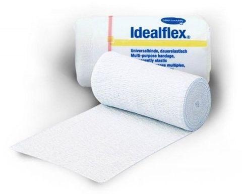 IDEALFLEX Opaska elastyczna 10cm x 5m x 1 sztuka