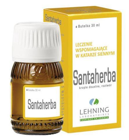 LEHNING Santaherba krople 30 ml