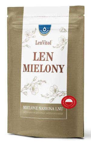 LEN MIELONY Nasiona 450g