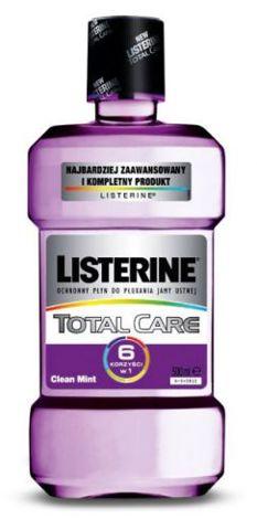LISTERINE Total Care płyn 500ml