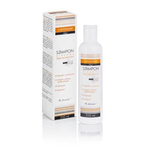 Linoderm Hair szampon przeciwłupieżowy ziołowy 250ml