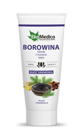 Maść kremowa Borowina 200ml