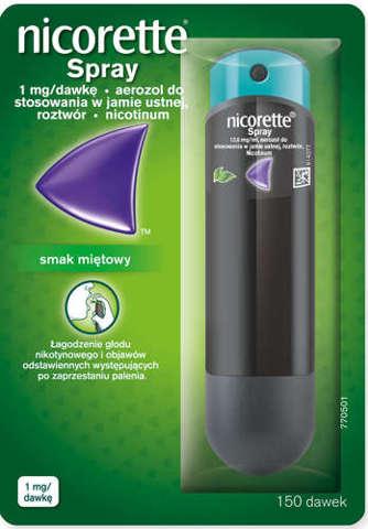 NICORETTE Spray x 150 dawek