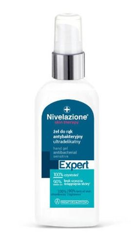 NIVELAZIONE Skin Therapy żel antybakteryjny do rąk dla dzieci 50ml