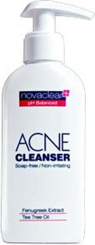 NOVACLEAR Acne Cleanser płyn do mycia twarzy 150ml