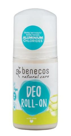 Naturalny dezodorant roll-on Aloe Vera 50ml