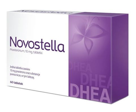 Novostella 0,01g x 60 tabletek