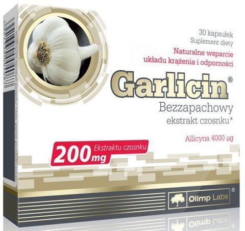 OLIMP Garlicin 0,2 x 30 kapsułek