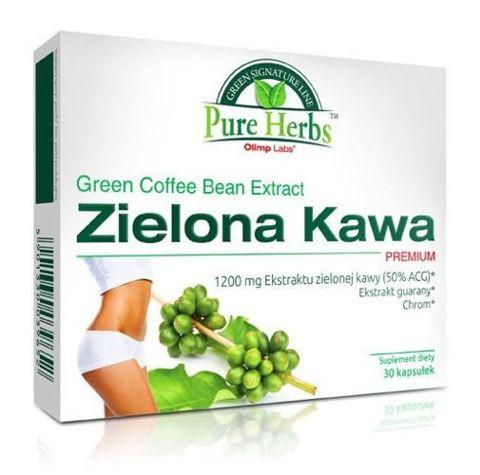 OLIMP Zielona Kawa Premium x 30 kapsułek