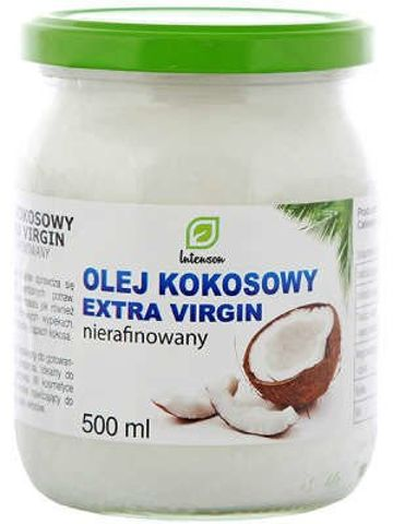 Olej kokosowy Extra Virgin 500ml