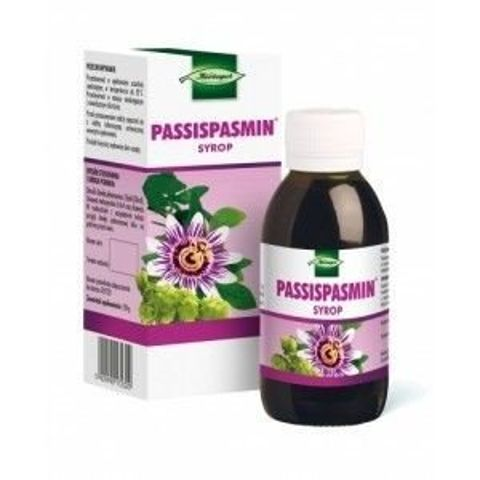 PASSISPASMINA płyn 150g