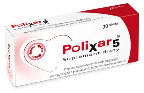 POLIXAR 5 x 30 tabletek