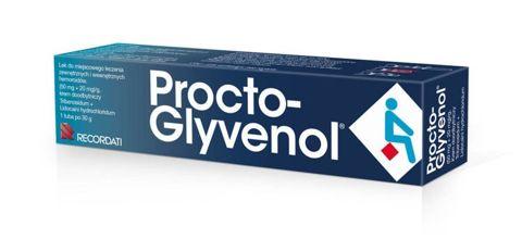 PROCTO-GLYVENOL krem 30g