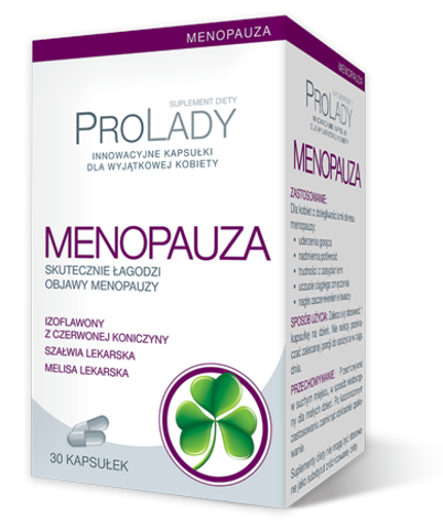 PROLADY Menopauza x 30 kaps.