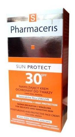 Pharmaceris S Sun Protect SPF 30 nawilżający krem do twarzy 50ml