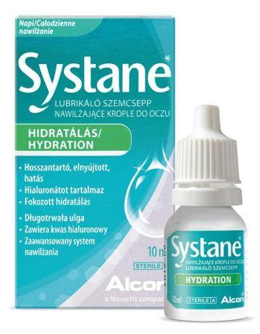 Systane Hydration nawilżające krople do oczu 10ml