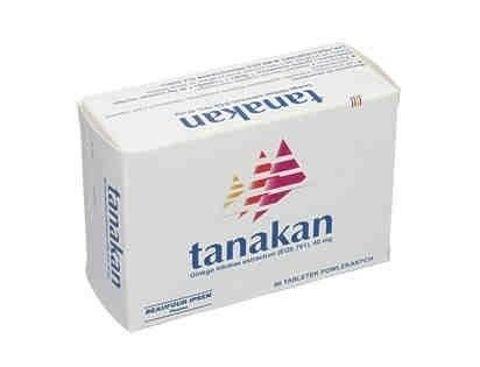 TANAKAN x 90 tabletek